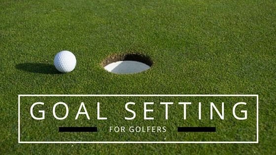 The best guide for goal setting...even if you don't golf!  Striving FORE! Scratch Golf Blog