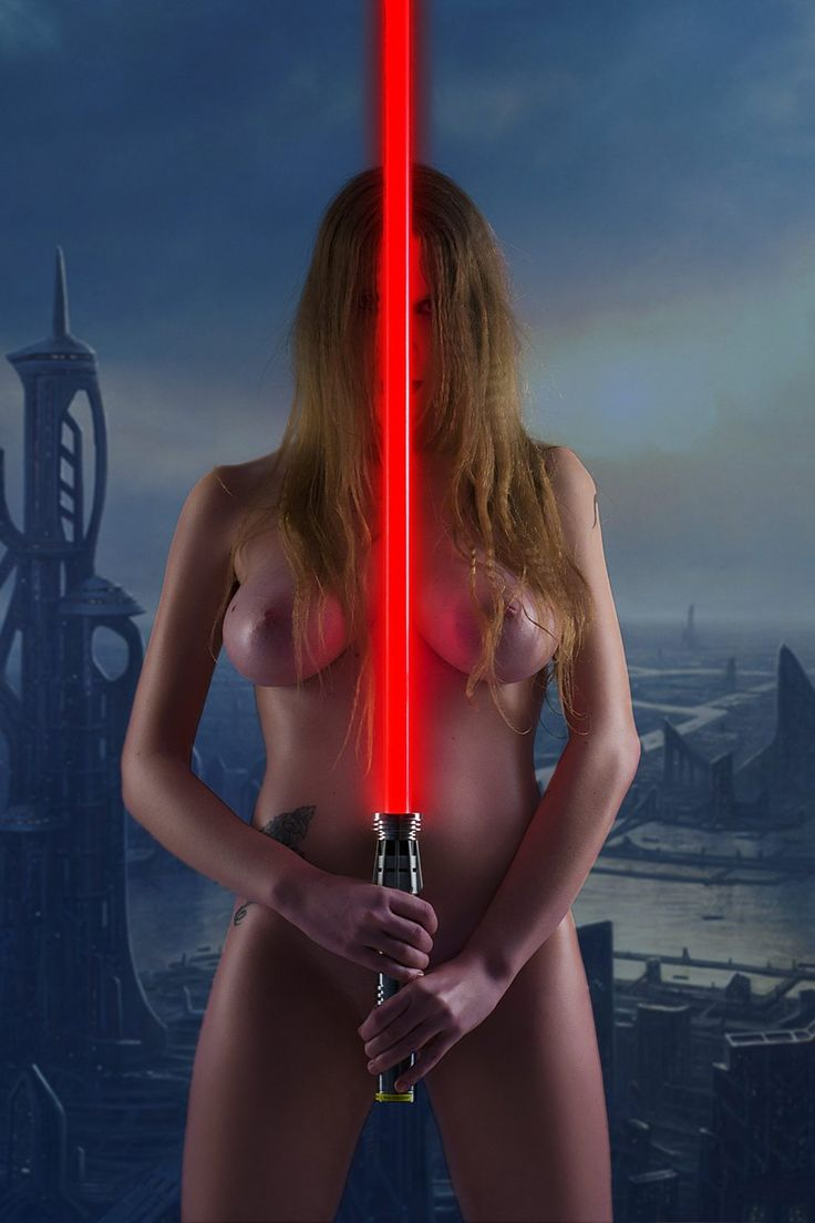 the babes of science fiction nude