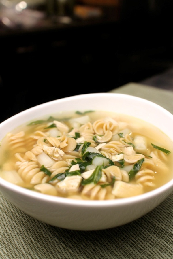 Ginger chicken, Asparagus and Asparagus soup on Pinterest