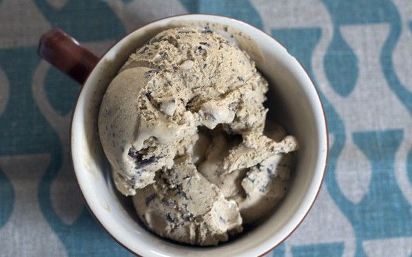 Coffee Chocolate Chip Ice Cream Recipe   Foodie   Pinterest