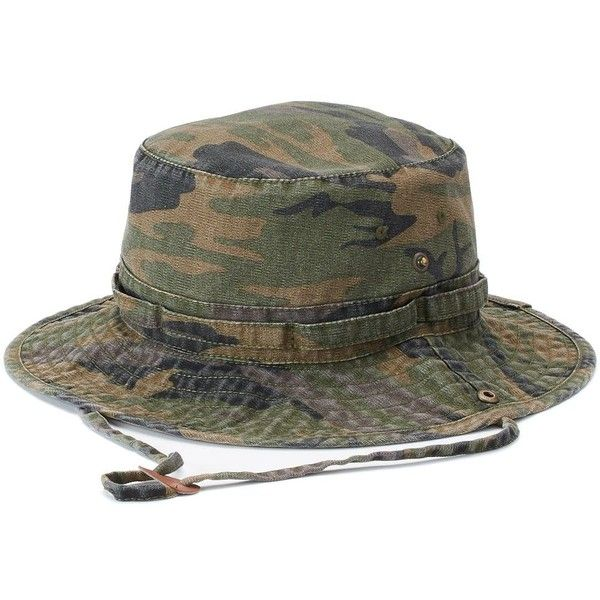Men's Urban Pipeline® Bucket Hat ($20) ❤ liked on Polyvore featuring men's fashion, men's accessories, men's hats, med green, mens bucket hats, mens fishing hats and mens hats