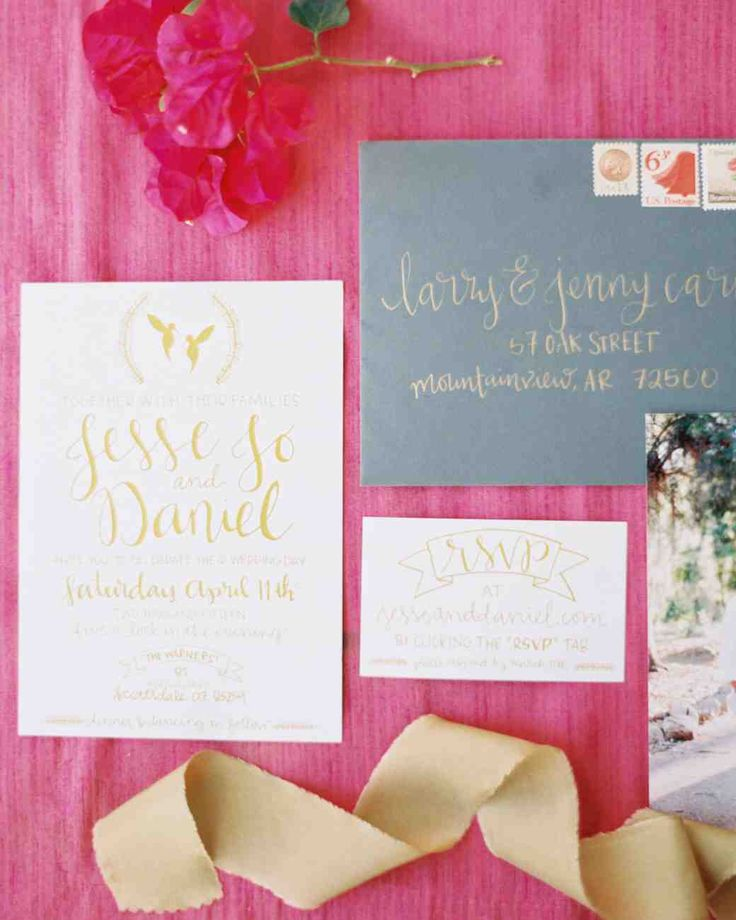 614 best images about wedding invitations on pinterest | floral, Wedding invitations