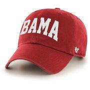 Top of the World Alabama Crimson Tide Crimson Offroad Trucker Adjustable Hat