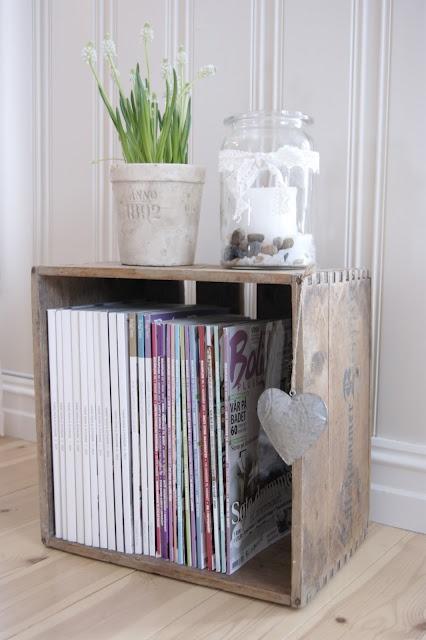 1000 Ideas About Magazine Storage On Pinterest
