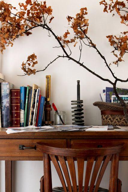 Alterazioni Viniliche - autumn chair bidermeier