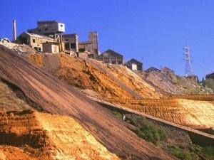 Andar per miniere in Sulcis Iglesiente