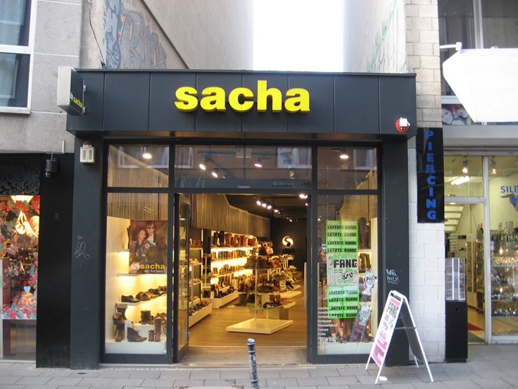 SACHA // Ehrenstrasse 28 Köln
