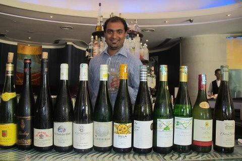 Therefore when Harshal 'Sommelier' Shah, wine consultant with Shangri-la Metro city well-informed me late last week that the wine-friendly hotel had also prearranged the 'Summer of Riesling' and it was the only Asian property taking part in the crusade, I instantly determined to visit the hotel and ensure out the program.