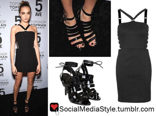 Black dress outfits tumblr 95