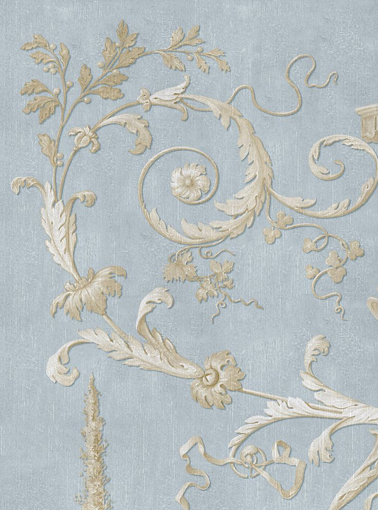 Grisaille with blue background - Grisaille wallpaper ...