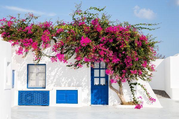 Cycladic Santorini
