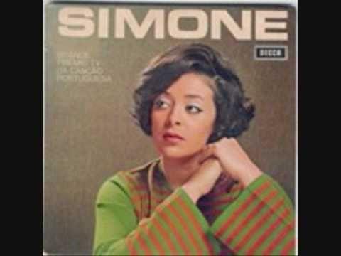 Simone de Oliveira - Esta Lisboa que eu amo