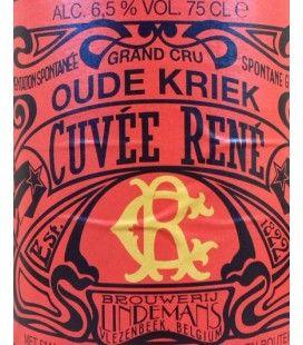 Lindemans Oude Kriek Cuvée René Volume Pack 75 cl