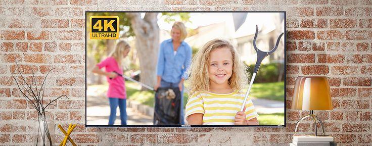 Weston 50 inch 4k Smart LED TV |
