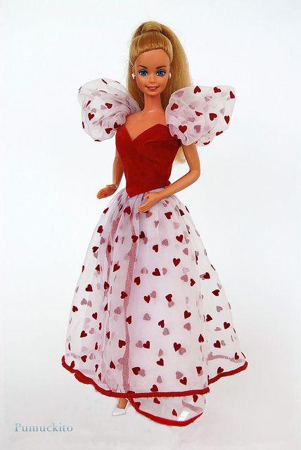 Ma toute première, j'avais 6 ans : Barbie Loving You 1983