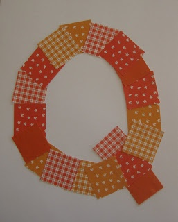 The Letter Q craft: Q is for Quilt