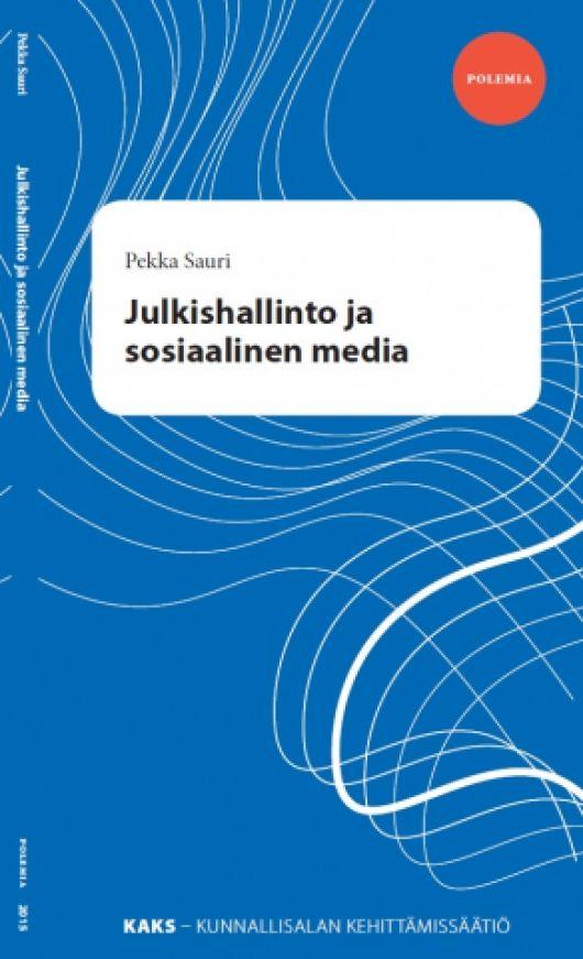   Kirjoittanut: Pekka Sauri Mikä se sosiaalinen media (some) oikein on? Entä sen suhde julkishallintoon? Miten somen avulla voidaan valjastaa päättäjien, kansalaisten ja yritysten osaaminen yhteiseksi hyväksi? Millainen on somessa toimiva päättäjä? Mitä hänen pitää ottaa huomioon?