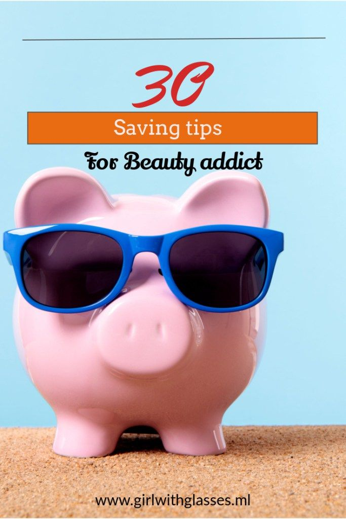 Are a beauty addict and love saving money? Then this tips are made for you!