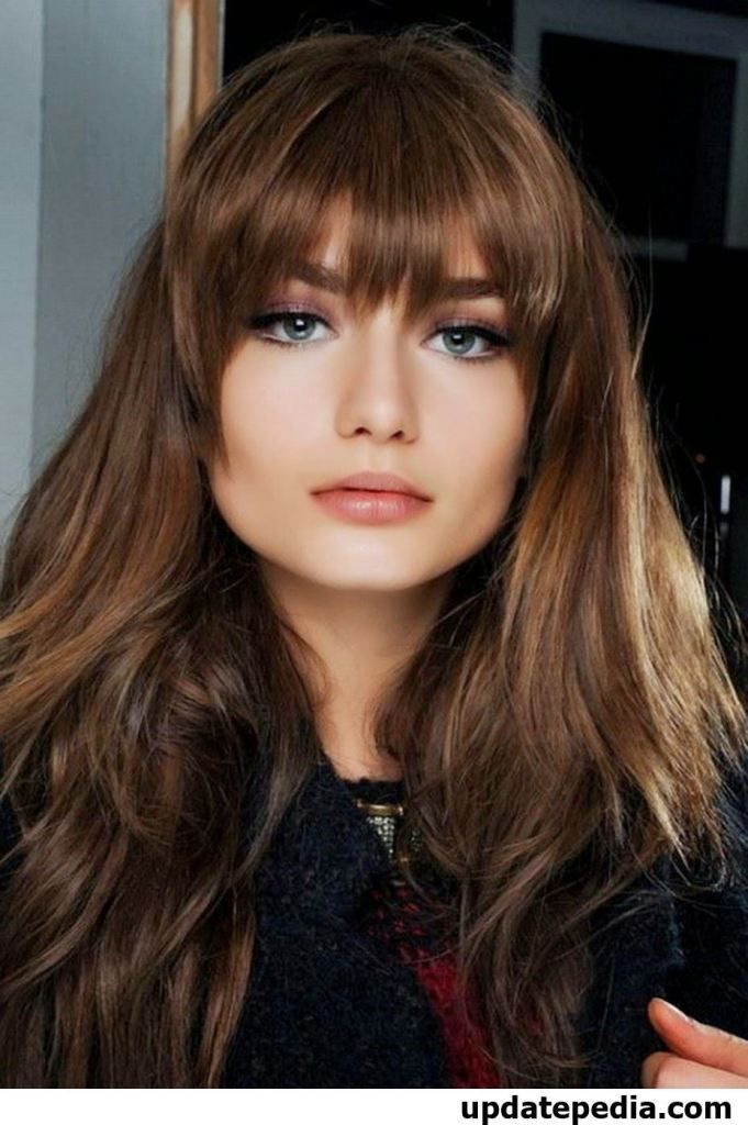 100 Best Hairstyles For Girls Women New Hair Style Images New Hair Style Image Cool Hairstyles For Girls Long Hair With Bangs