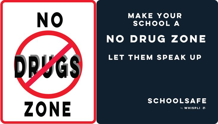 Say no to DRUGS and report wrongful activity in your School.  Use SchoolSafe to report incidents anonymously - request a free demonstration today