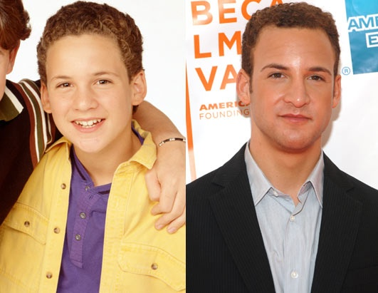 Ben Savage - then and now