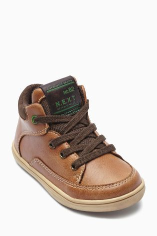 Buy Tan Easy Chukka Boots (Younger Boys) from the Next UK online shop