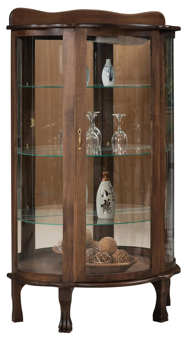 13 Best Curio Cabinet Images On Pinterest Antique Wardrobe Cabinet Of Curiosities And Curio