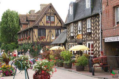 Beuvron-en-Auge | Les plus beaux villages de France - Site officiel