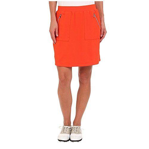 (テイルアクティブウェア) Tail Activewear レディース スカート カジュアルスカート Maria Skort 並行輸入品  新品【取り寄せ商品のため、お届けまでに2週間前後かかります。】 カラー:Spicy Orange 商品番号:ol-8418284-30171