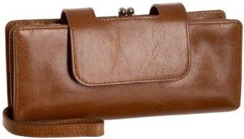 #Wallet for mother's day gift ideas.  HOBO INTERNATIONAL Nancy Wallet Wristlet,Caramel,One Size  Color Name: Caramel  $74.95