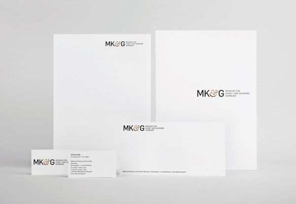 MKG – Hamburg Museum of Arts and Crafts by Heine/Lenz/Zizka , via Behance