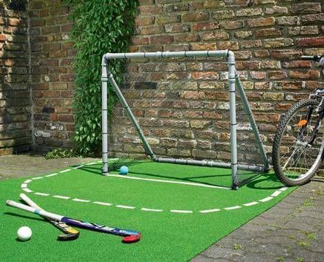 Elegant Eine Torwand oder ein Fu balltor bauen ist ganz einfach und kosteng nstig Mit dieser Anleitung k nnen Sie ein Fu balltor bauen und im Garten kicken
