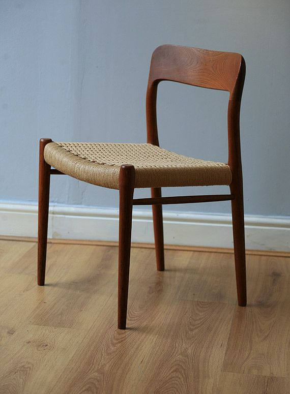 Superbe Niels Moller Dining Chair