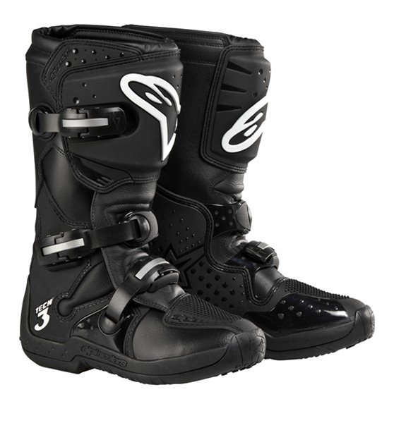 Have in white, want in black next time.  Alpinestars Womens Stella Tech 3 Boots