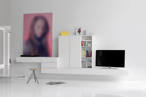 #Alea Wohnsystem - Impressionen · #Kettnaker · Manufaktur für Möbel