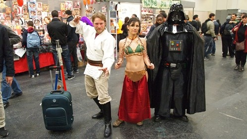 Star Wars in Turin Cosplay