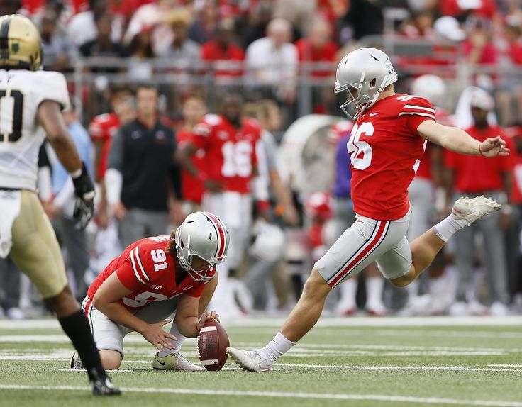 Ohio State football: Now healthy, kicker Nuernberger's confidence audible