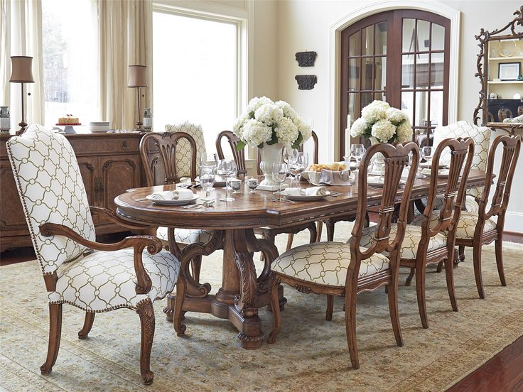 42 best fine furniture designs images on pinterest fine for Dining room tables knoxville tn