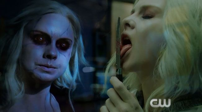 """The zombie genre gets cerebral in the CW's new series iZombie, a police procedural loosely based on Michael Allred's monster-themed comic book.   Rose McIver stars as Olivia """"Liv"""" Moore, a medical assistant who uses her position at a morgue to gain access to a buffet of brains that keeps her from decomposing into a typical zombie.  #tv #comics  http://l7world.com/2015/01/izombie-tv-series-stars-smart-zombie-solving-crimes.html"""