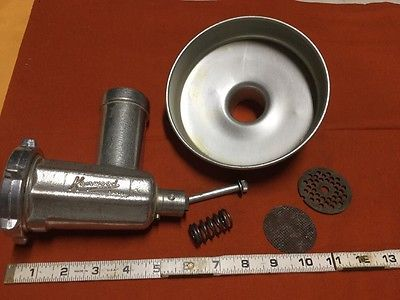 KENWOOD MEAT GRINDER ATTACHMENTS