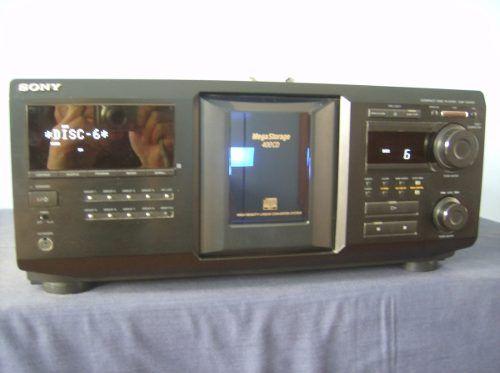 Sony Cdp-cx400 Sansui Pioneer Technics Akai Marantz