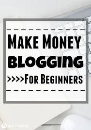 Make money blogging while on vacation