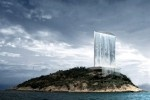 Gigantic Energy-Generating Waterfall Skyscraper Could Power the 2016 Rio Olympics | Inhabitat - Sustainable Design Innovation, Eco Architecture, Green Building