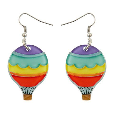 Erstwilder Limited Edition Around the World Earrings, $34.95 (AUD)