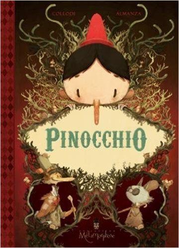 Pinocchio: Amazon.it: Carlo Collodi, Jérémie Almanza: Libri in altre lingue