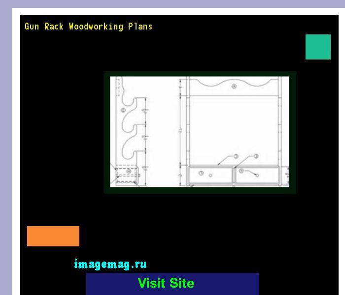 ... racks på pinterest våpenskap on plan to build floor stand gun rack
