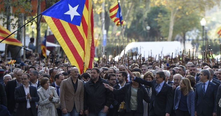 Stakes Rise in Standoff Between Catalan Separatists and Spanish Government - nytimes.com, OCT. 27, 2015