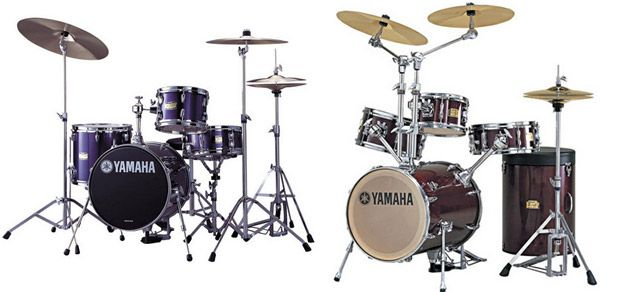 Yamaha Cocktail Drum Set For Sale