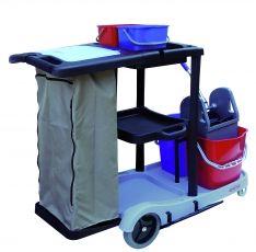 Sprintus Reinigungswagen und Servicewagen