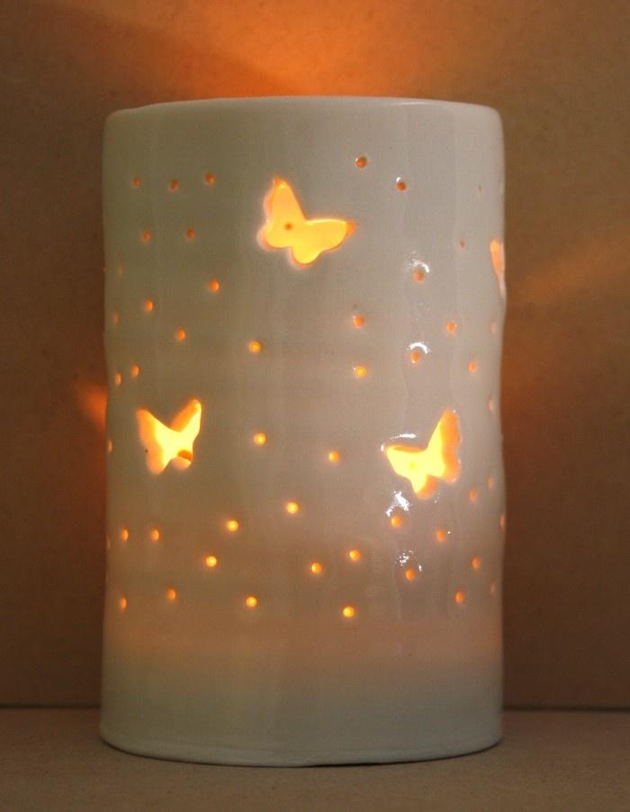 flutter maxi tealight holder